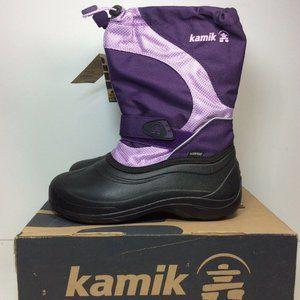NEW Kamik Big Girls Size 6 Rocket -40F Waterproof